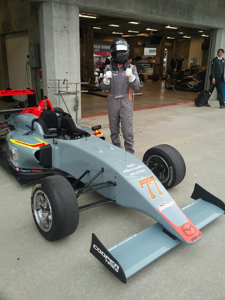 featured image thumbnail for post Legacy Autosport on Heels of Positive USF2000 Indy Test